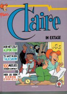 Claire deel 9 In extase-0
