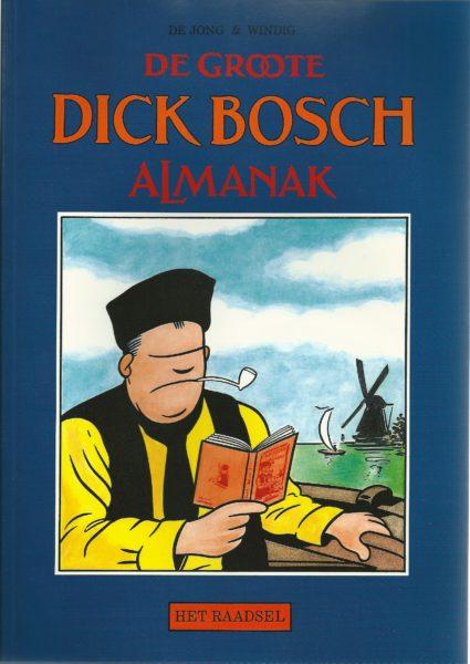 Dick Bosch, De groote Almanak Windig en de Jong-0
