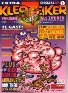 Joop Klepzeiker Extra special 1-0