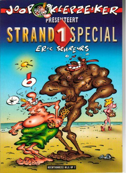 Joop Klepzeiker Strandspecial 1-0