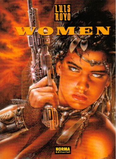Women van Luis Royo-0