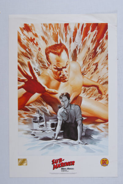 Alex Ross Hommage aan Bill Averett-0