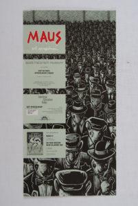 """Art Spiegelman """"Maus""""-0"""