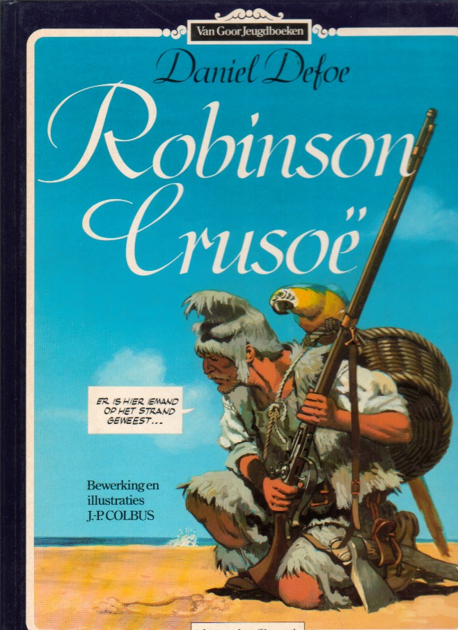 Robinson Crusoe HC-0