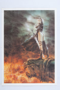 Royo poster nr 18-0