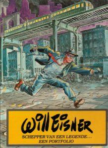 Will Eisner Schepper van een legende-0