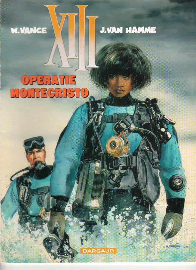XIII 16 Operatie Montecristo sc-0