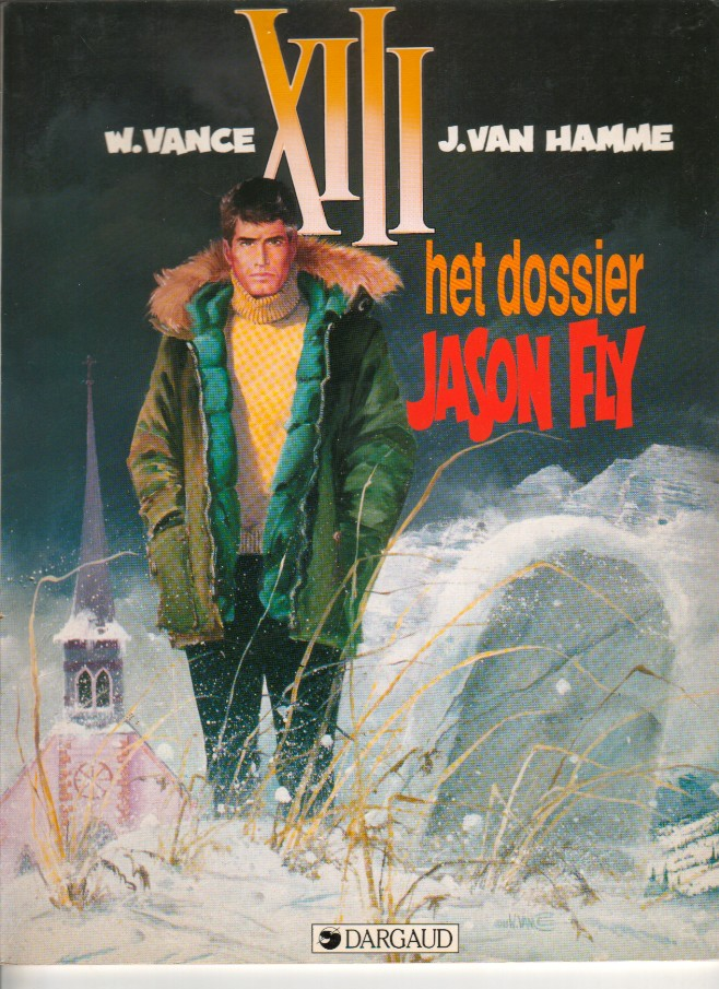 XIII 6 Het dossier Jason Fly sc-0