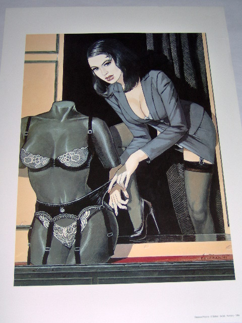 Beltran dame past lingerie-0