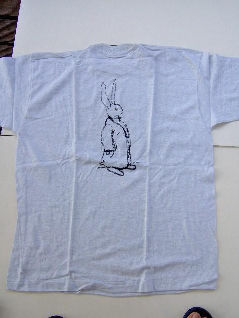 T-shirt Bilal konijn-0