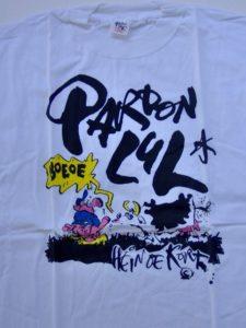 T-shirt Hein de Kort Pardon lul-827