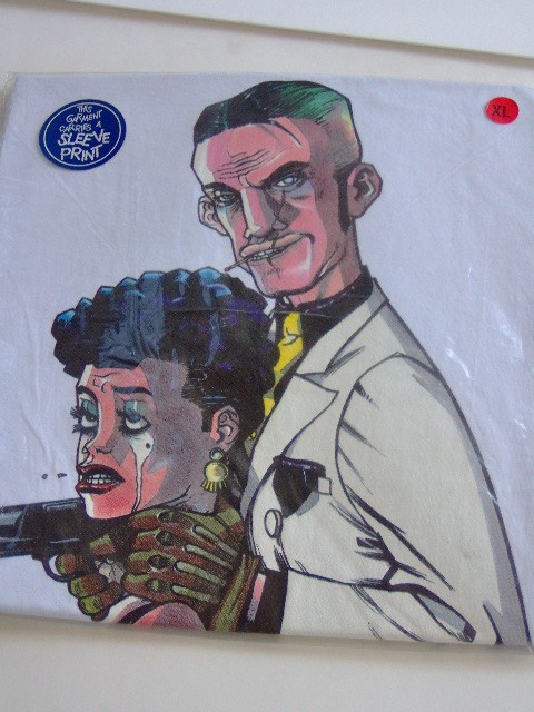 T-shirt Jamy Hewlet-0