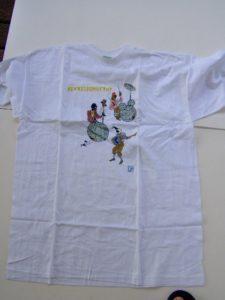 T-shirt Joost Swarte Bevrijdingspop-0
