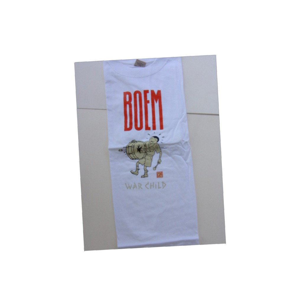 T-shirt Joost Swarte War Child-0