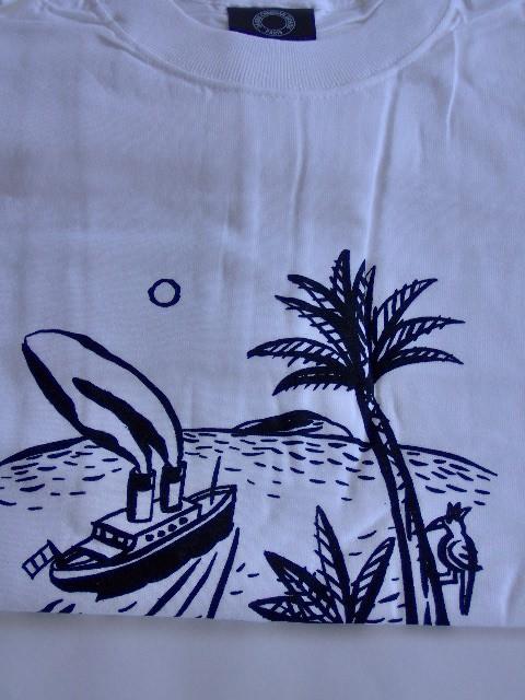 T-shirt Loustal-0
