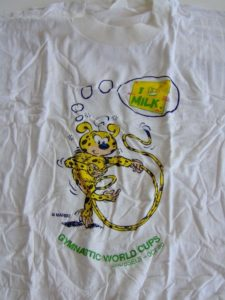 T-shirt Marsupilami-0