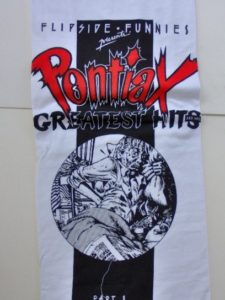 T-shirt Peter Pontiac Pontiax Greatists Hits-0