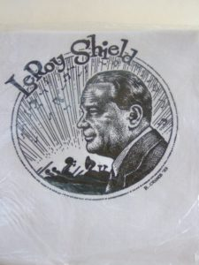 T-shirt Robert Crumb Le Roy Shield-0