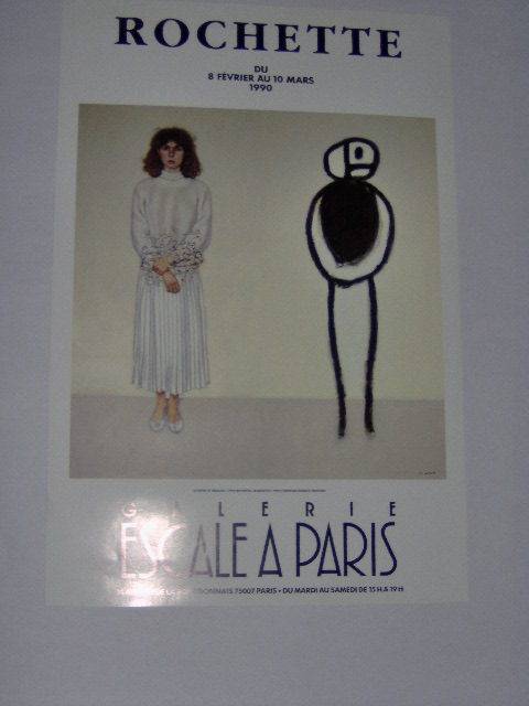 Rochette in galerie Escale Parijs-0