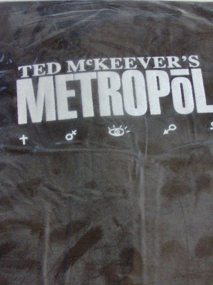T-shirt Ted Mc Keevers Metropole-0