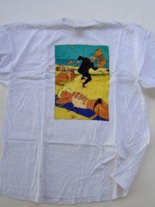 T-shirt Theo van den Boogaard Sjef van Oekel-0