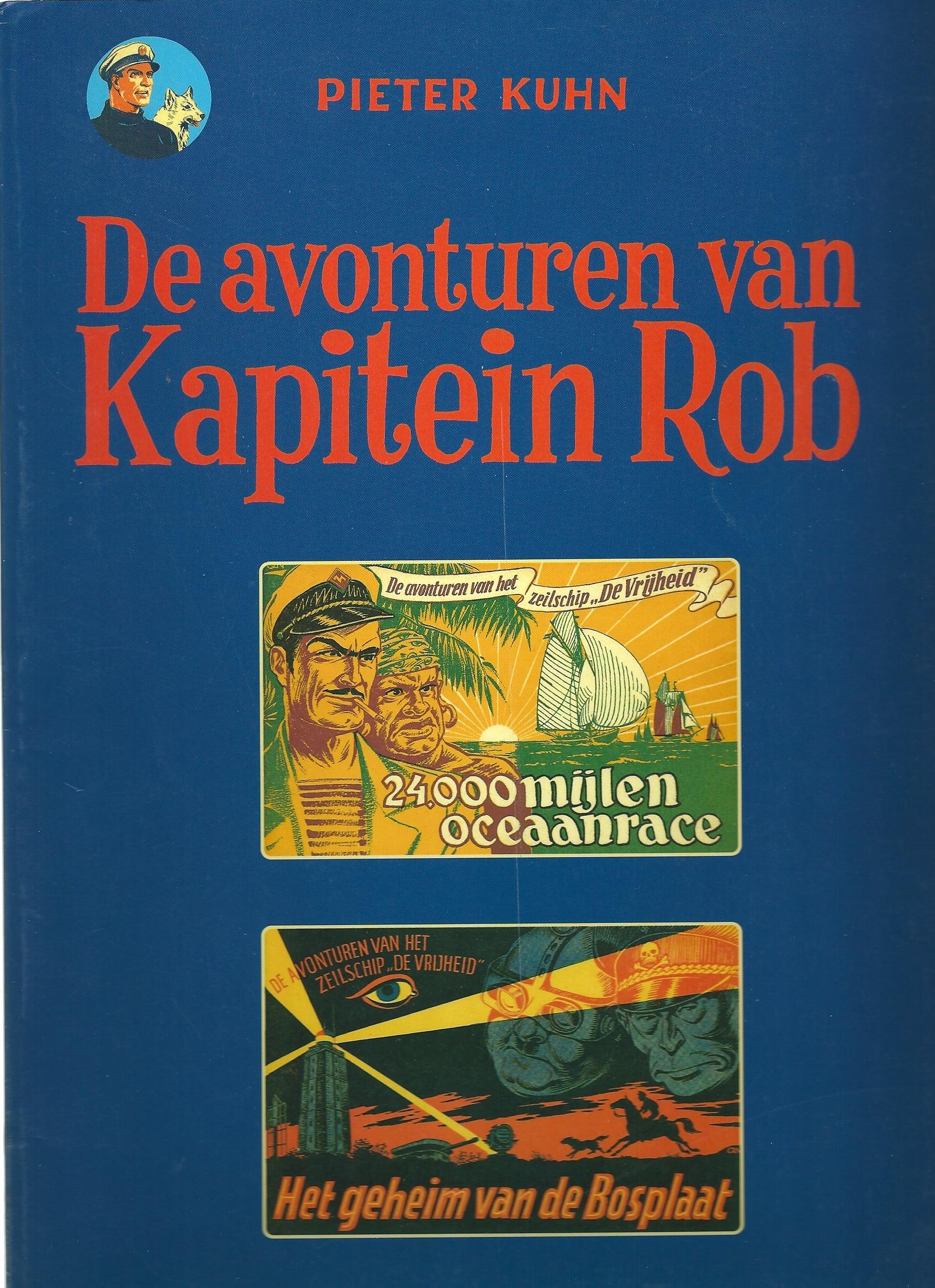 De Avonturen van Kapitein Rob 41 delen complete serie-0