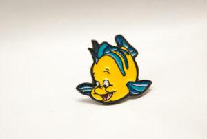 Disney The little mermaid Flounder-0