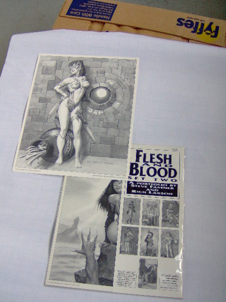 Flesh and Blood set two-0