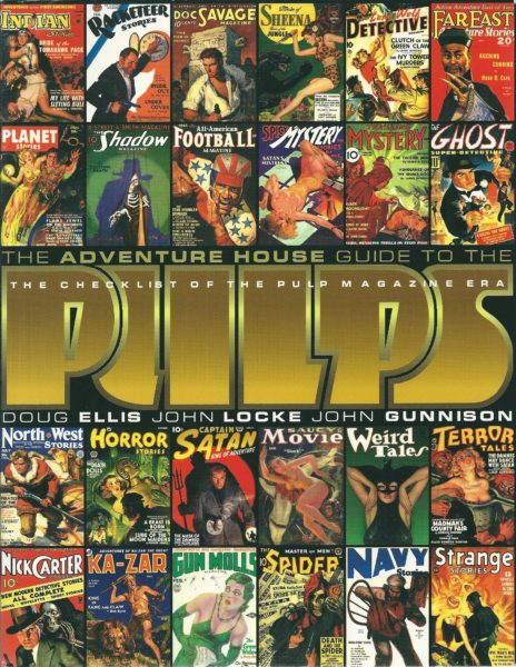 The adventure House Guide tot the Pulps-0