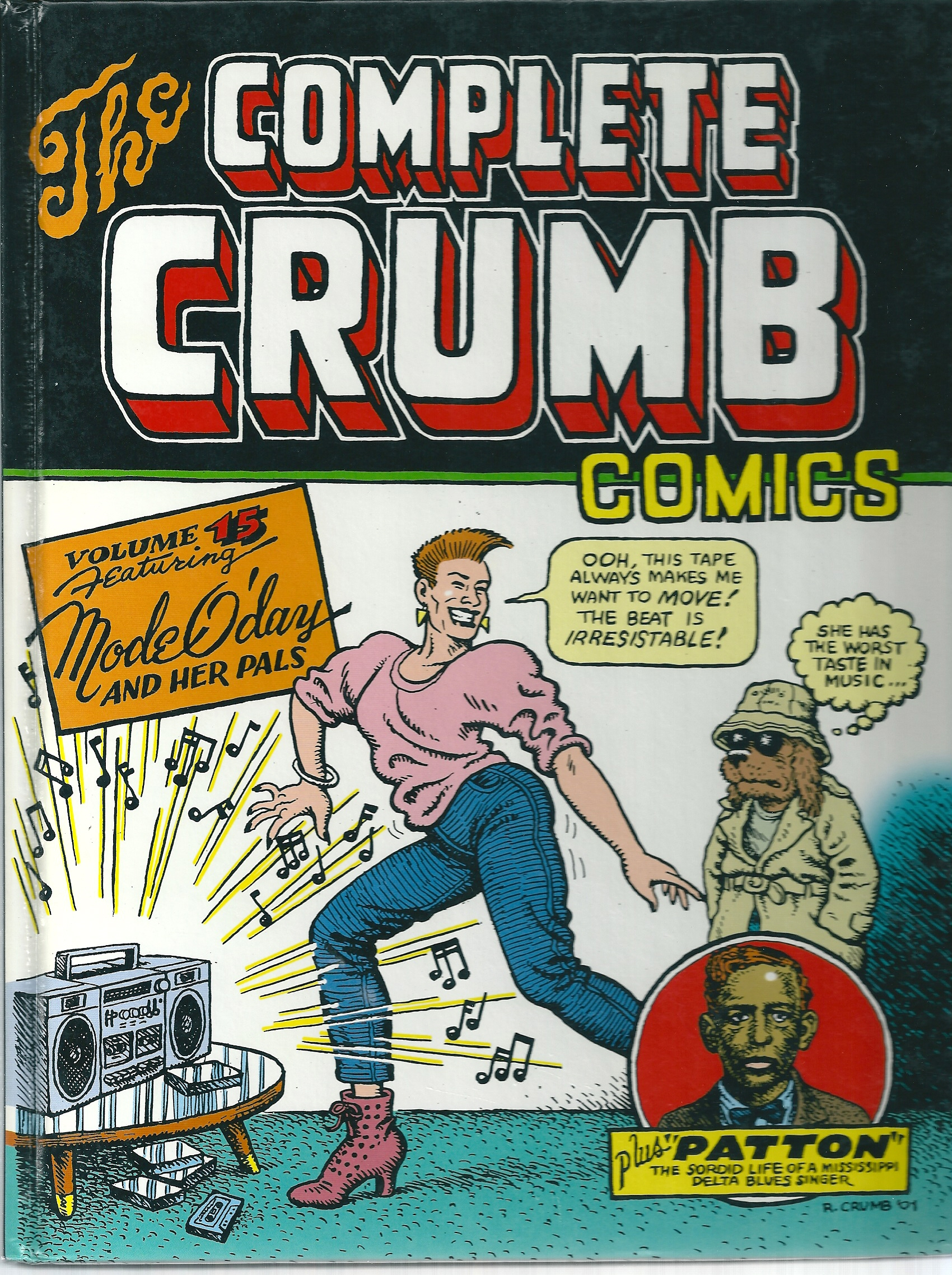 The Complete Crumb Comics vol.15 HC-0