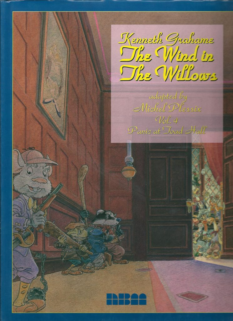 The wind in the willows 4 Panic at Joad Hall-0