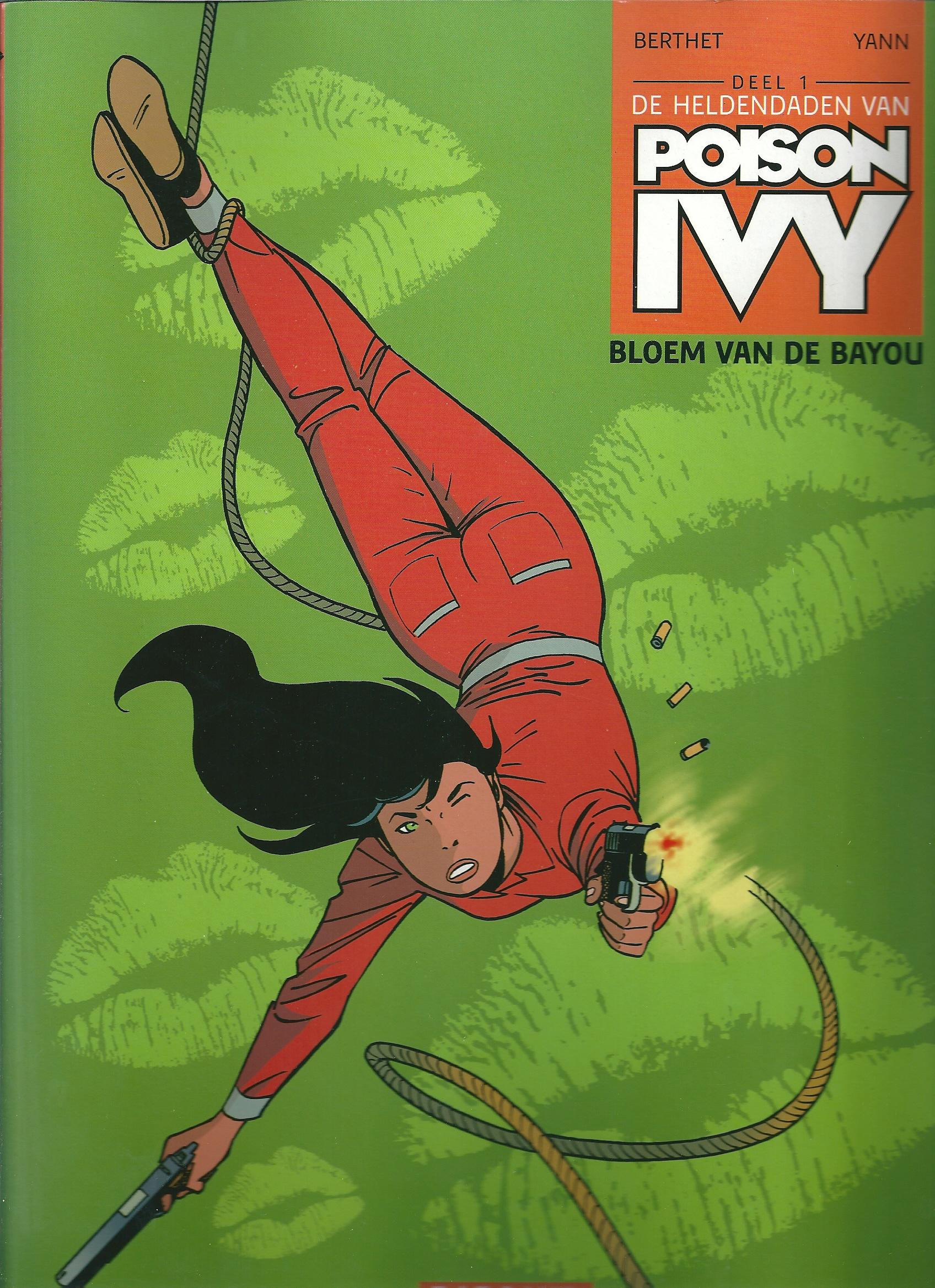 De heldendaden van Poison Ivy sc 1-0