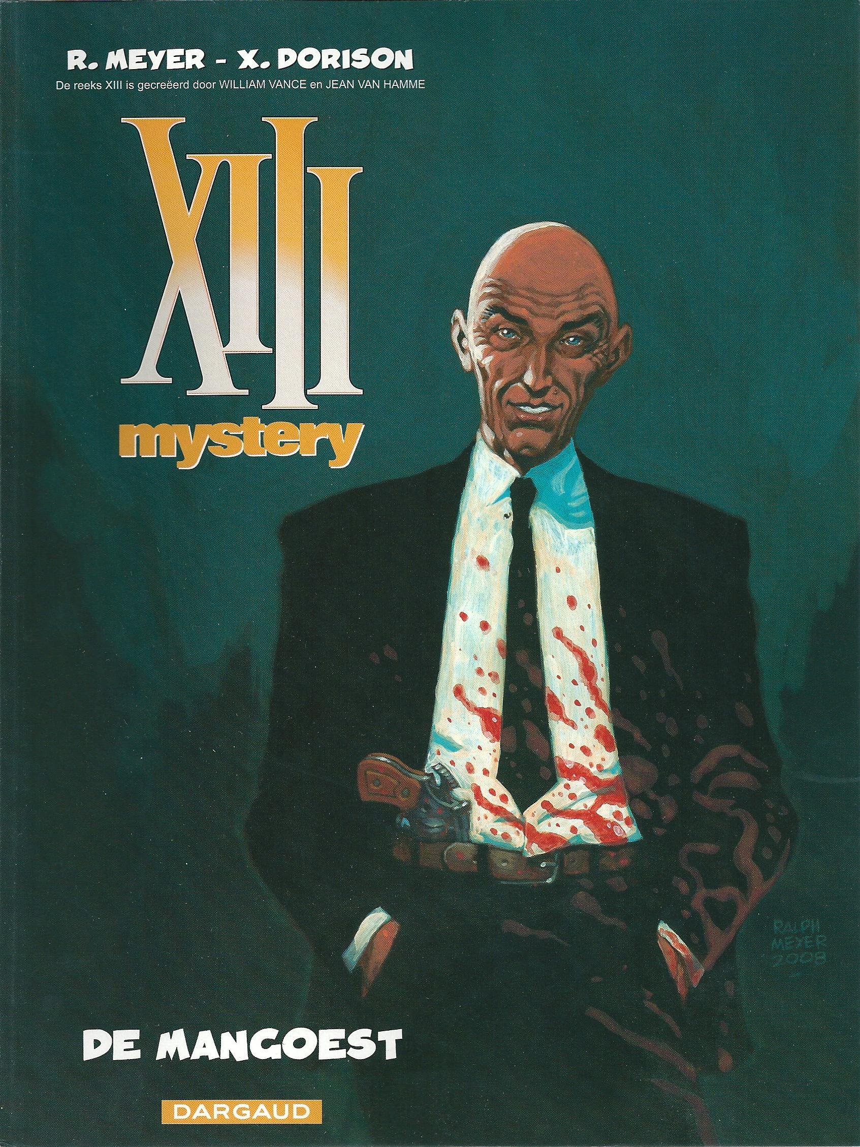 XIII Mystery sc 1 De Mangoest-0