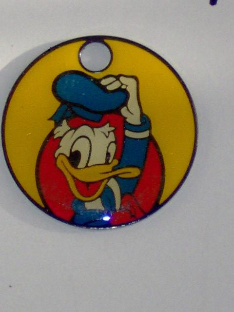 Sleutelring Disney 1 Donald Duck-0