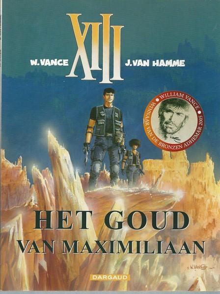 XIII 17 Het goud van Maximiliaan sc-0