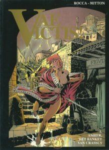 Vae Victis 1 sc Amber, het banket van Crassus-0