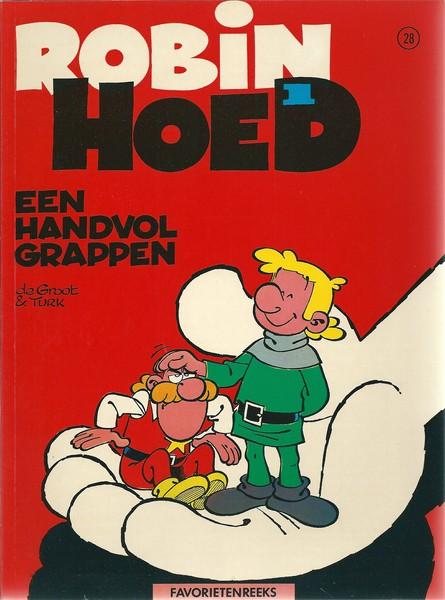 Robin Hoed Een handvol grappen sc-0