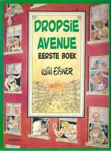 Will Eisner Dropsie Avenue sc 1-0