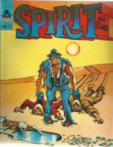 Will Eisner De spirit 1 sc-0