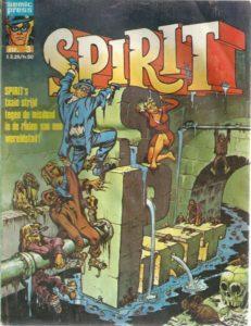 Will Eisner Tijdschrift De spirit 3 sc-0