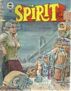 Will Eisner Tijdschrift The spirit 3 sc Amerikaans-0