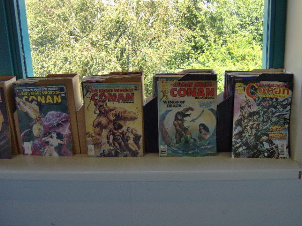 Savage Sword of Conan 234 stuks USA-0