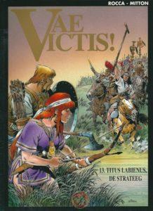 Vae Victis 13 sc Titus Labienus, de strateeg-0