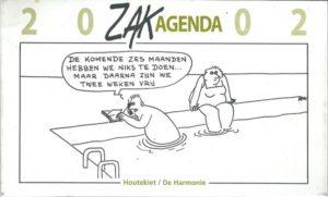 ZAK Jacques Moeraert Zakagenda 2002-0