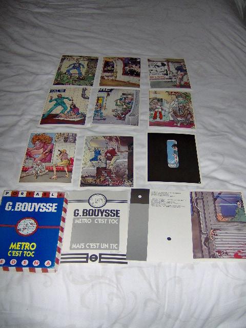 Gerard Bouysse portfolio Metro Cést Toc-0