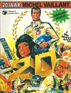 20 jaar Michel Vaillant jubileum uitgave-0