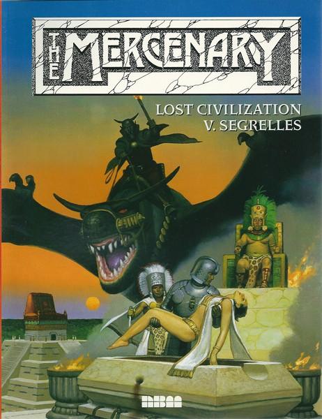 The Mercenary ( De Huurling ) sc 7 Lost Civilization-0