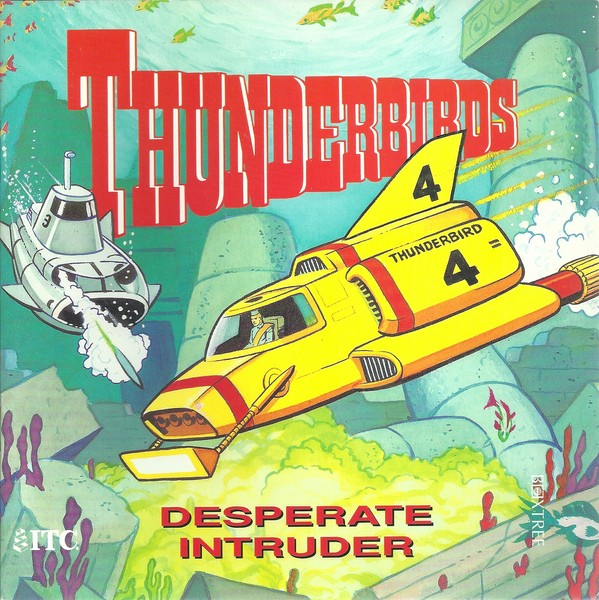 Thunderbirds sc Desperate intruder-0
