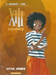 XIII Mystery sc 3 Little Jones-0