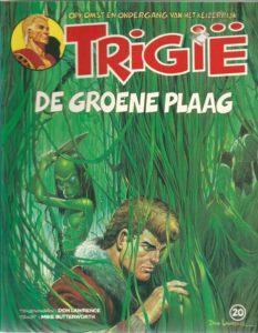 Trigie sc 20 De groene plaag-0